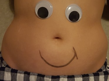 Happy Crohns Belly